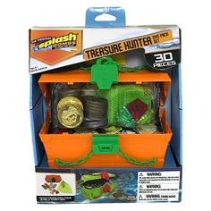 Getting for Easter egg hunt prize: Play Day Treasure Hunter Dive Pack Set.