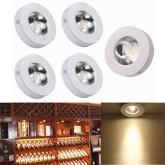 Bedroom Bathroom 6X 7w Warmwei/ß LED recessed Spotlight LED Ceiling Spotlight swivelling recessed Light Ceiling Light 230 V Ceiling Spots Living Room