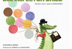 Uczuciometr inspektora Krokodyla Susanna Isern - Ceny i opinie - Ceneo. Art Therapy Activities, Yoga For Kids, Dinosaur Stuffed Animal, Preschool, Children, Books, Animals, Montessori, Ideas Para