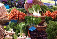 Yay! Opening Day of Beaverton Farmers Market! Happy Spring!
