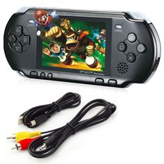 16 bit Handheld Portable Video Game Console 150 Games Retro Megadrive PXP New UK