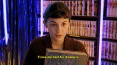 Imagem de dreamer, amelie, and quotes Amelie, Cinema Quotes, Film Quotes, Film Aesthetic, Quote Aesthetic, Love Movie, Movie Tv, Epic Movie, Movie Lines