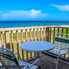 Enjoy the view! Berkshire Beach Club - Deerfield Beach, FL #VRIvacations #amazing  #condo #vacation #rentals #beach