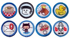Nerd Merit Badges