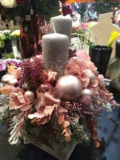 Table Decorations, Furniture, Home Decor, Xmas, Decoration Home, Room Decor, Home Furnishings, Home Interior Design, Dinner Table Decorations