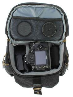 99fd0d9a09ff  Camera Water Resistant Canvas  Bag Waterproof Camera Backpack