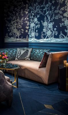 Blog Ethnic Chic presents an after-impression of the first Salon Residence edition, including pictures by photographer Peter Baas.