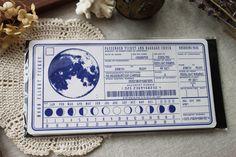 ムーンフライトチケット カード- 海福雑貨通販部