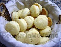 Bizcochitos de grasa - RecetarioModerno.com