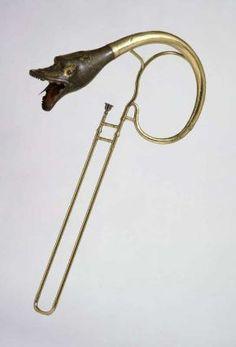 Tenor trombone (buccin)        about 1830      Jean Baptiste Tabard, 1779–1845