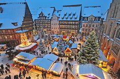 Die Hidden Places der Weihnachtsmärkte