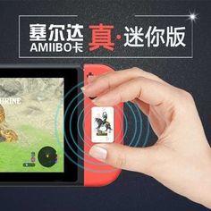 Amiibo Mini Cards Kit 18 X Zelda Breath Of The Wild Link