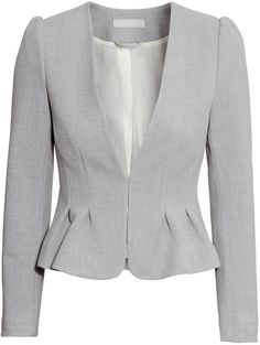 H&M Fitted Jacket - new favorite blazer