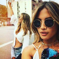 What do you think about this look? Jocelyn Chew looks stunning in RayBan RB3447 Round Metal  http://4sun.es/RB3447_roundmetal  #sunglasses #oculosdesol #lunettesdesoleil #occhialidasole #gafasdesol #sonnenbrillen