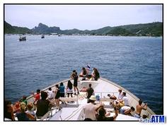 Koh Phi Phi Ferry Transfer from Phuket and Krabi.