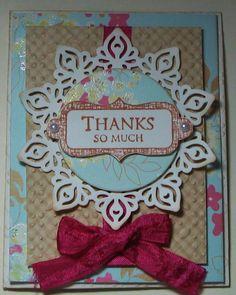Thank You - Scrapbook.com