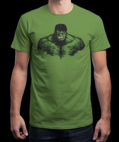 """""""The Green Fury"""" is today's £8/€10/$12 tee for 24 hours only on www.Qwertee.com Pin this for a chance to win a FREE TEE this weekend. Follow us on pinterest.com/qwertee for a second! Thanks:)"""