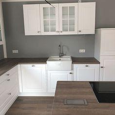 28 Schone Bilder Zu Kuche In 2019 Home Kitchens Decorating