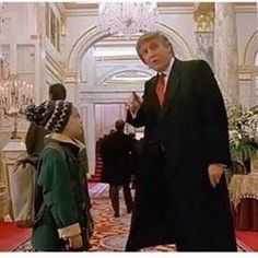 Donald Trump saw a child lost in New York and didn't tell anybody. Is this the kind of man you want as President?