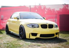 BMW 1M Coupe #bmw #cars