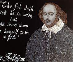 William Shakespeare Tshirt The Bard Tee Literature T shirt