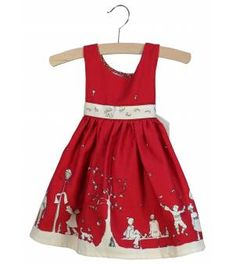 This dress comes with a storybook, soo cute!