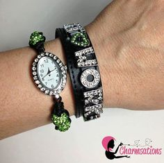 #ItWorks bracelets to help advertise your business with.  Personalize yours at http://CindysBling.com   #directsales  #keychains too