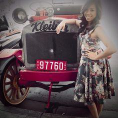 #vintage #cars #dresses