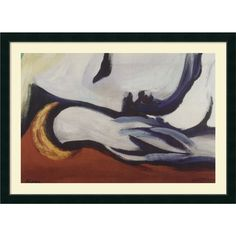 Pablo Picasso 'Dreaming' Framed Art Print 43 x 31-inch