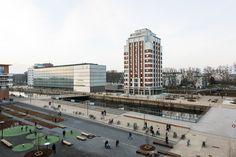 weber keiling maison universitaire transformation de l'ancienne tour seegmuller strasbourg