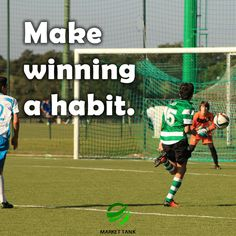 Hard work makes winners. Repeated winning becomes a habit. Motivational Posts, How To Become, How To Make, Hard Work, Web Design, Success, Names, Marketing, Money