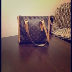 3fe5b3be2180 I just added this to my closet on Poshmark  % AUTHENTIC Louis Vuitton  Popincourt Haut Bag. Price   250 Size  Small medium