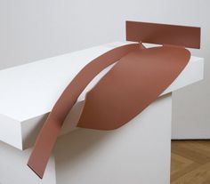 sculpture Anthony Caro . table piece LXXVII, 1969