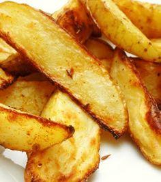 Garlic Potato Wedges Recipe