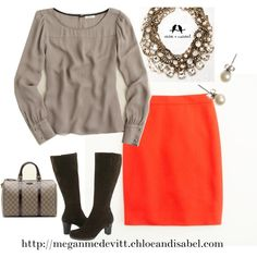 """""""OOTD 1/10/13"""" by mommychic on Polyvore"""