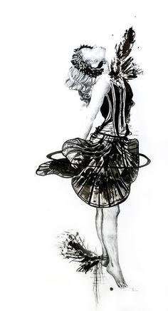 Corset Sister | StateoftheART Online Art Gallery, Surrealism, Corset, Sisters, African, Drawings, Bustiers, Sketches, Corsets