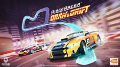 Ridge Racer Draw And Drift v1.2.3 (Mod Money)   Ridge Racer Draw And Drift v1.2.3 (Mod Money)Requirements:4.0.3Overview:RIDGE RACER is back with RIDGE RACER Draw & Drift instant multiplayer drift racing fun on the go!  Use your finger to trace your cars path around the track blast off the grid then tap at the right time for massive drifts.  Hit your perfect racing line max out the drifts and power past the chequered flag while your online opponents cough in your dust!  Simple draw and tap…
