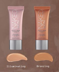 Urban Decay Summer 2014 products I think I will try the illuminating BB cream because my Naked foundation doesn't hold up very well in the heat.