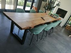 Danzig, Dining Table, Furniture, Design, Home Decor, Decoration Home, Room Decor, Dinner Table