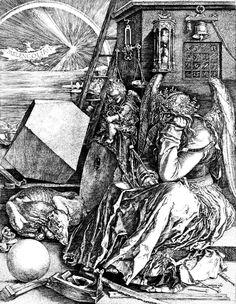 Albrecht Dürer - Melencolia I (1514)