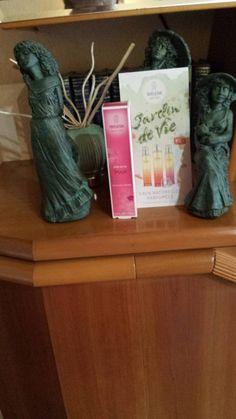 Tester bei Weleda Jardin de Vie Rose
