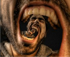 The Infinite Scream, and Other Amazing Examples of Conformal Photography