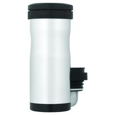 Thermos Nissan™ Vacuum Insulated Tea Tumbler w/Infuser - Stainless Steel - https://www.boatpartsforless.com/shop/thermos-nissan-vacuum-insulated-tea-tumbler-winfuser-stainless-steel/