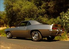 Dawn Robertson - 1969 Camaro.