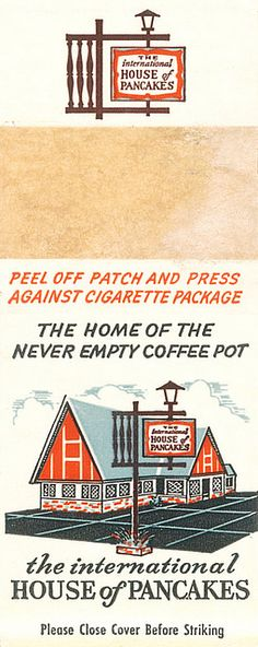 home of the never empty coffee pot