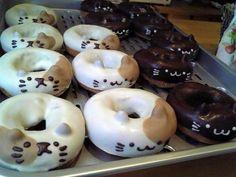 Cat donuts - Imgur