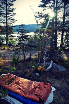 Hey that looks like a nice place to go camping… if I went camping