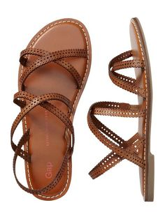 Summer sandals from Gap