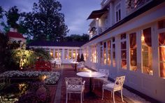 No. 30 Inn at Little Washington, Washington, Virginia - World's Top 50 Hotels | Travel + Leisure