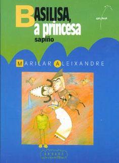 Non todos os sapos son o que parecen... Cover, Books, Equality, Children's Literature, Princesses, Libros, Livros, Book, Blanket